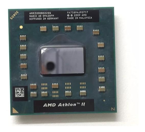 Processador Amd Athlon Ii M300 2ghz Amm300dbo22gq S1g3