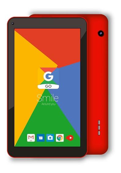 Tablet Mb4 Quad Core 7 Rojo Mlab