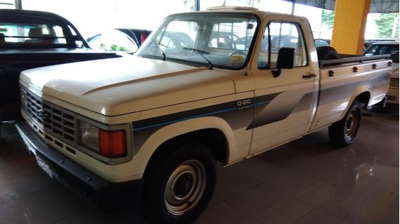 Chevrolet D20 Custom S 1991 Jer Pickups