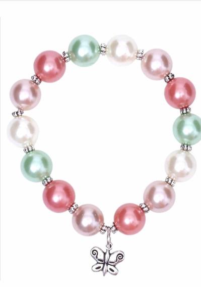 Pulseras Perlas De Concha
