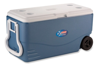 Caixa Térmica Xtreme 100 Qt Com Rodas 94,6 Litros - Coleman