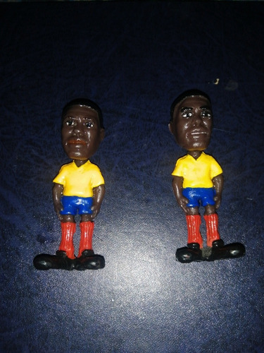 2 Jugadores De La Selección  Sin Caja Solo Figuras