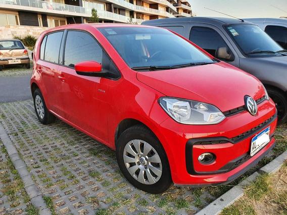 Volkswagen Up! Automatico Impecable. Muy Poco Uso.