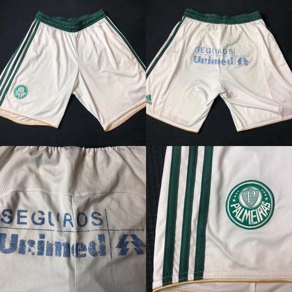 Shorts Palmeiras 2011 Home De Jogo Tam M (36 X 47) adidas