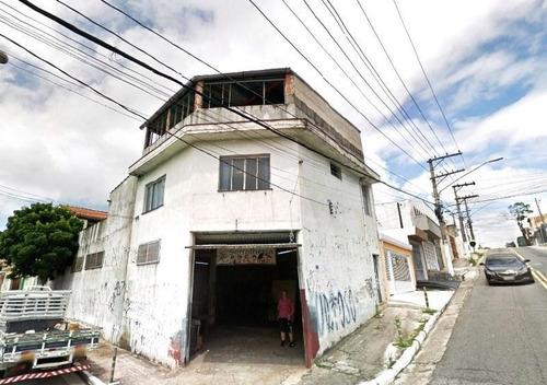 Galpão À Venda, 430 M² Por R$ 850.000,00 - Vila Ema - São Paulo/sp - Ga0163