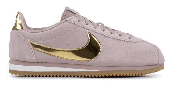 Zapatillas Nike Classic Cortez Se Urbanas Damas 902856-204