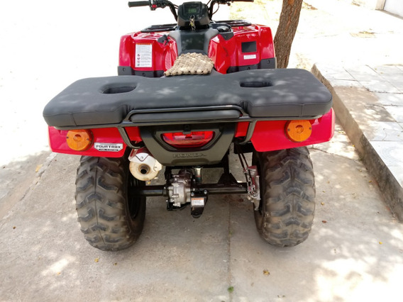 Quadriciclo Honda Fourtrax 4x4 Trx 420, Modelo 2020