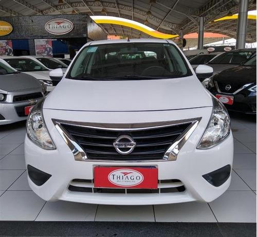 Nissan Versa 1.0 12v Flex 4p Manual 2018/2019