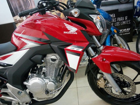 Honda Twister Cb 250 0km -financio Solo Con Dni