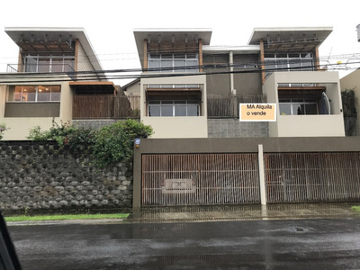 Ma Asesorías Alquila/vende Apartamento Sabanilla Mtes De Oca