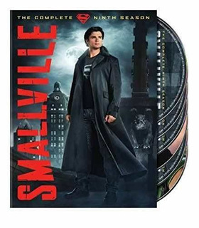 Dvd : Smallville: The Complete Ninth Season (dubbed, , A...