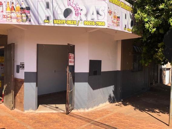 Sala Em Vila Dona Auta, Rio Verde/go De 27m² Para Locação R$ 820,00/mes - Sa613352