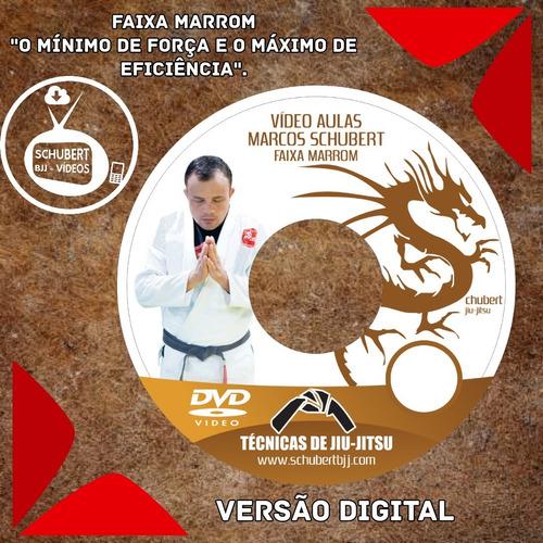 Jiu-jitsu - Faixa Marrom Casca Grossa - Versão Digital