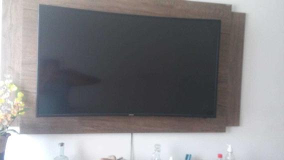 Tv Sansung 4k. 49 Polegadas, Tela Curvada. Retirada De Peças