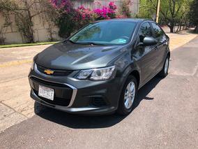 Chevrolet Sonic 2017 Lt Estandar Aire Acondicionado Excelent