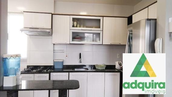 Apartamento Padrão Com 3 Quartos - 5430-v