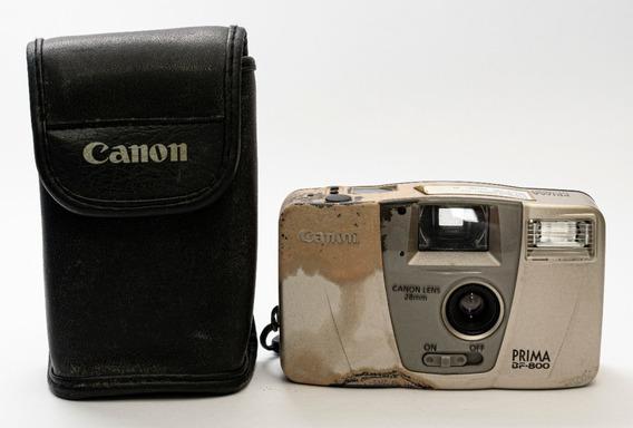 Máquina Fotográfica Analógica Prima Bf-800 (no Estado)
