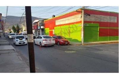 Renta De Local Comercial $22,000 +iva En Javier Rojo Gomez, Pachuca, Hidalgo.
