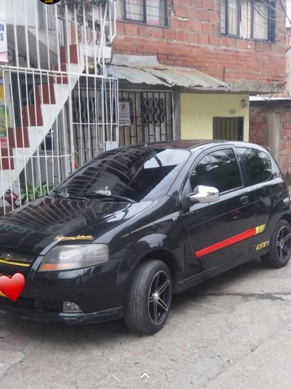 Chevrolet Aveo Gt