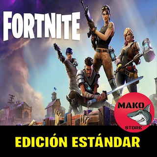 Fortnite Salvar Al Mundo: Pack Estandar - Pc / Ps4 / Xbox