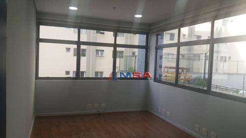 Conjunto Para Alugar, 79 M² Por R$ 4.400,00/mês - Perdizes - São Paulo/sp - Cj2535