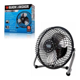 Ventilador Personal Black And Decker Bdp-700 6 Pulgadas
