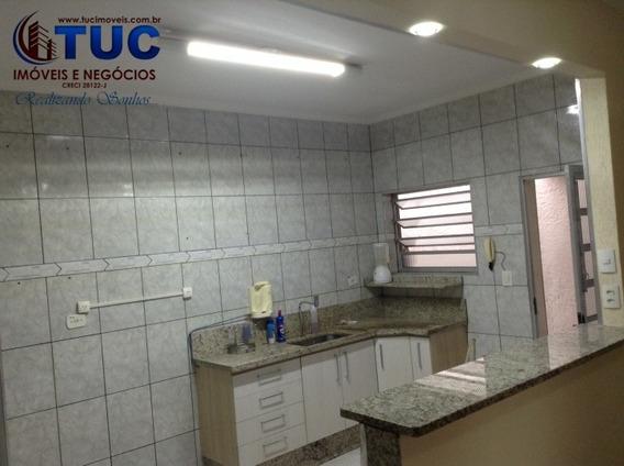 Ótima Casa 3 Dorms, 2 Vgs Ac Financiamento/canhema-diadema - 8039