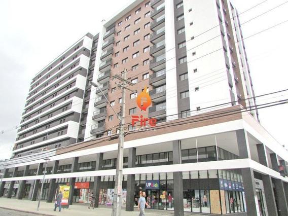 Sala Comercial Para Venda Em Curitiba, Capão Raso, 1 Dormitório, 1 Banheiro - F00651_2-875634