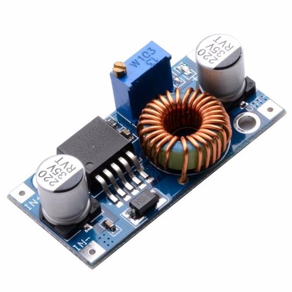 Conversor Dc/dc -5a Xl4005 Ajustavel Step Down Arduino