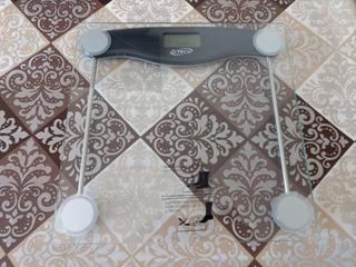 Balança Digital Banheiro Glass 10 G-tech 150 Kg