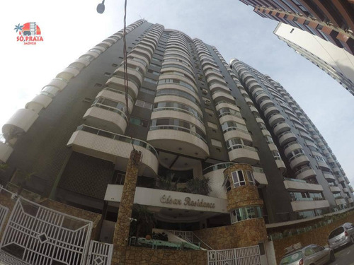 Imagem 1 de 30 de Apartamento Com 3 Dormitórios À Venda, 136 M² Por R$ 750.000,00 - Canto Do Forte - Praia Grande/sp - Ap2752