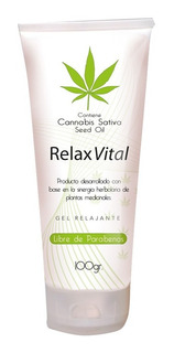 Crema Relax Vital - Dolores Musculares