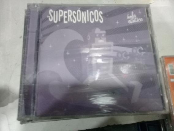 Cd The Supersonicos Hola Estatica Año 2001 En La Plata