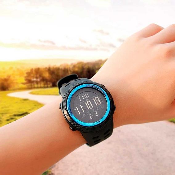 Relógio Esportivo Skmei Original Á Prova D´água