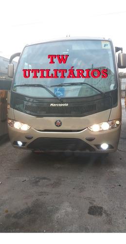 Ônibus Marcopolo Sênior Lo 916 31 Lug C/ Ar E Sem Wc Ref;037