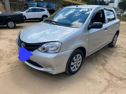 Toyota Etios 2013 1.3 16v 5p
