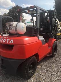 Montacargas 5 Ton, Toyota Las Lp, Garantizado Venta