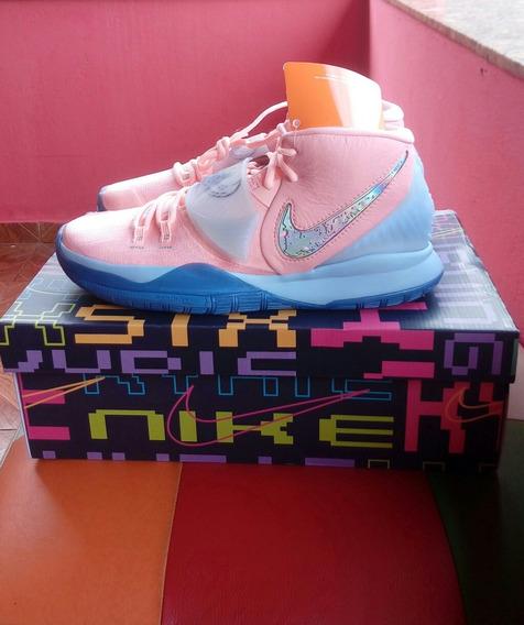Tênis Nike Kyrie 6 Comcepts (khepri )