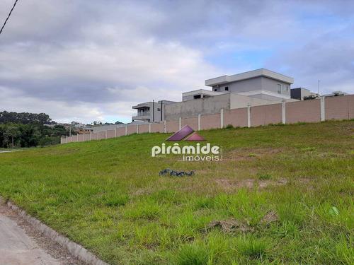 Terreno À Venda, 677 M² Por R$ 634.200,00 - Urbanova - São José Dos Campos/sp - Te1597