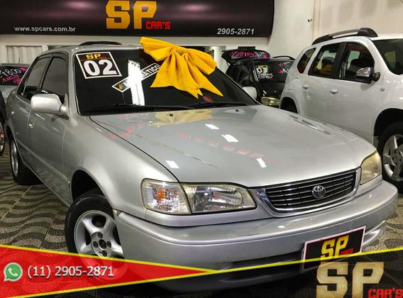 Toyota Corolla 2002 Automático Xei