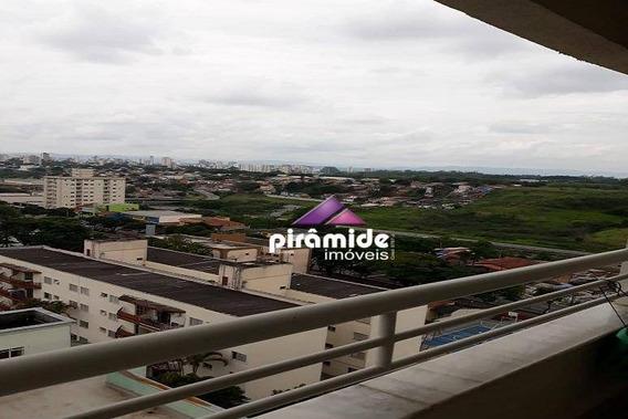 Apartamento Com 2 Dormitórios À Venda, 57 M² Por R$ 285.000,00 - Jardim Satélite - São José Dos Campos/sp - Ap11370