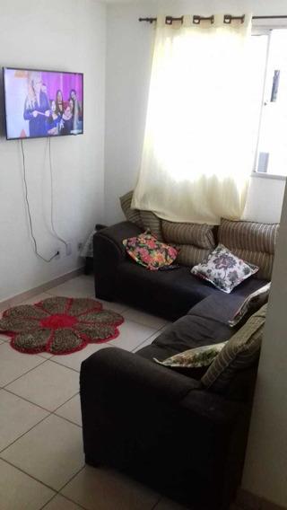 Apartamento 2 Q 1 Banheiro Sala Cozinha Garagem Coberta