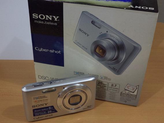 Camara Sony Cibershot Dsc-w520