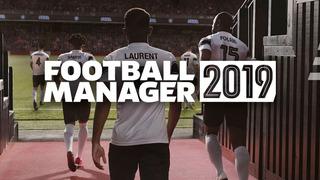 Football Manager 2019 Pc Futbol Pes Fifa Simulacion