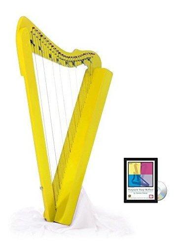 Arpa Sharpsicle Harp Book & Dvd Yellow ®