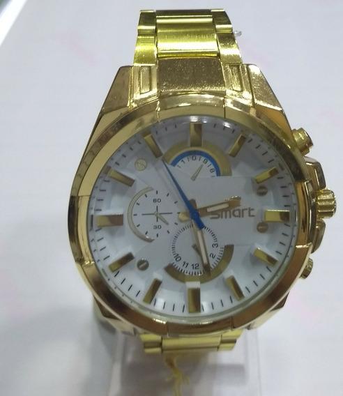 Relógio Masculino Smart 62828 Resistente A Agua