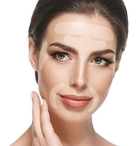 Parches Faciales Antiarrugas Tiras Remover - 240 Cara De La