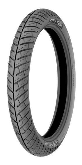 Pneu Michelin 2.75-18 City Pro Dianteiro Moto Yes Cg Ybr Fan