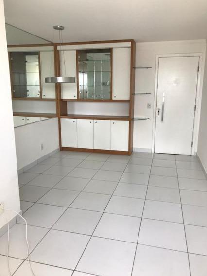 Apartamento Com 2 Dormitórios Para Alugar, 56 M² Por R$ 1.500,00 - Lagoa Nova - Natal/rn - Ap0800