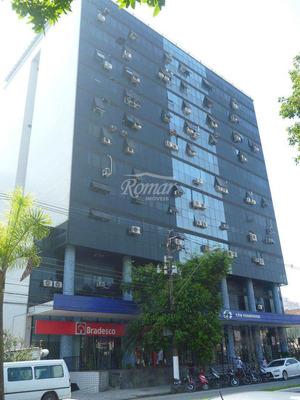 Loja, Aparecida, Santos, 90,34m² - Codigo: 161 - A161